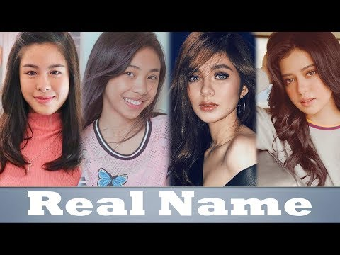 30 Pinoy Celebrities Real Name (2017)