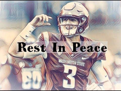 Tyler Hilinski Tribute || Washington State QB || R.I.P. ||