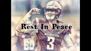 Tyler Hilinski Tribute || Washington State QB || R.I.P. ||