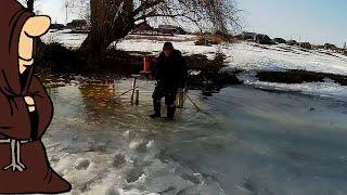 Закрытие Зимней Рыбалки 2020 2021 Рыбалка со льда на жерлицы ice fishing