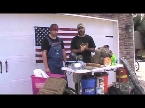 Doomsday Preppers Casting Video