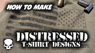 How to make custom shirts - HD