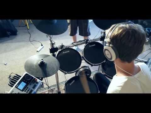 Tim Murray   Born Of Osiris - M∆CHINE   Drum Cover