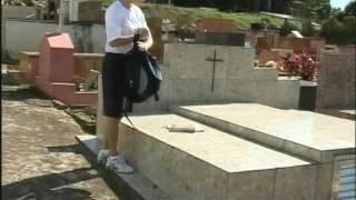 Lendas Urbanas - A Flor do Cemitério sem cortes até o final