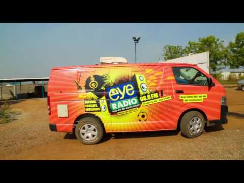 South Sudan Eye Radio in Juba