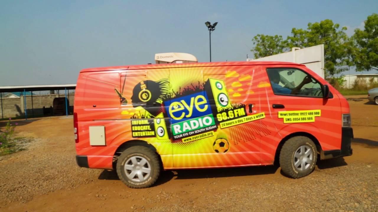 South Sudan Eye Radio in Juba