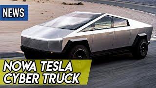Nowa Tesla Cybertruck, SUV Aston Martin DBX, Maybach GLS - #320 NaPoboczu