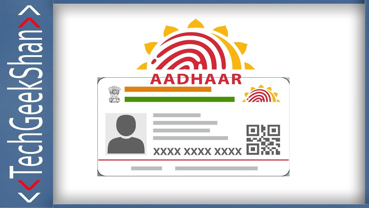 Reprint Your Original Aadhaar Online | Postal Delivery