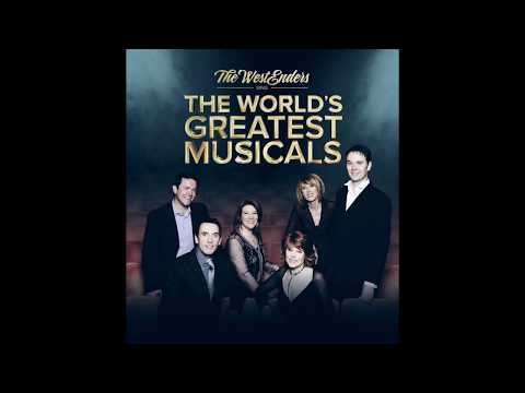 The WestEnders sing The World's Greatest Musicals - Crowded House Ents