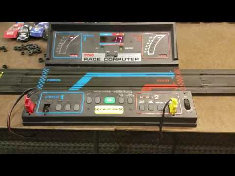 Tyco & AFX Slot Car Racing – Back in the day!!