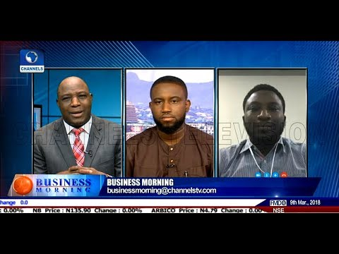 Analyst Wants Long Term Solution To Nigeria's Electricity Challenge |Business Morning|