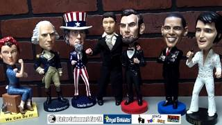 Royal Bobbles Uncle Sam Giveaway from Jim
