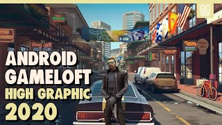 10 Game Android HD Graphic Terbaik 2020 | Gameloft