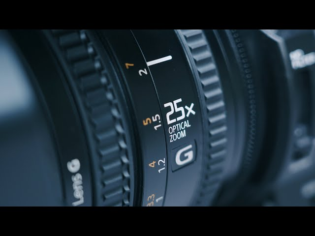 Produktvideo: SONY Camcorder
