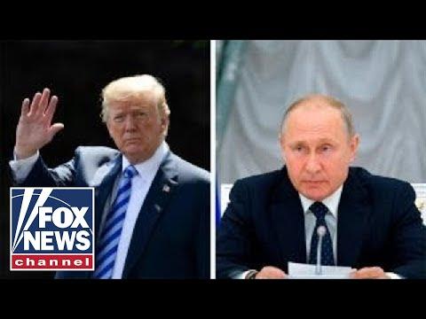 Eric Shawn: A summit between President Trump and Putin