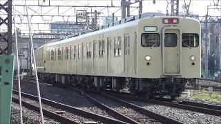 野田線・大宮駅へ…臨時列車 8111F 春日部駅・開かずの踏切より… 回送と臨時列車を撮る