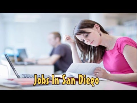 Jobs In San Diego - Apply Within