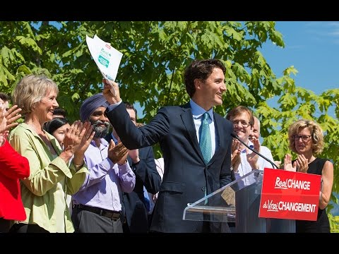 A new plan for Canada's environment and economy