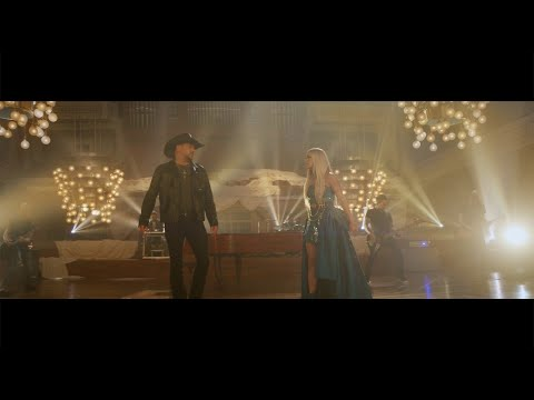Jason Aldean & Carrie Underwood – If I Didn't Love You (Official Music Video)