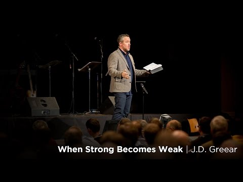 """When the Strong Become Weak"" 