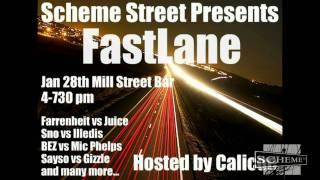 Scheme Street Presents: FastLane Promo/ Calicoe Interview
