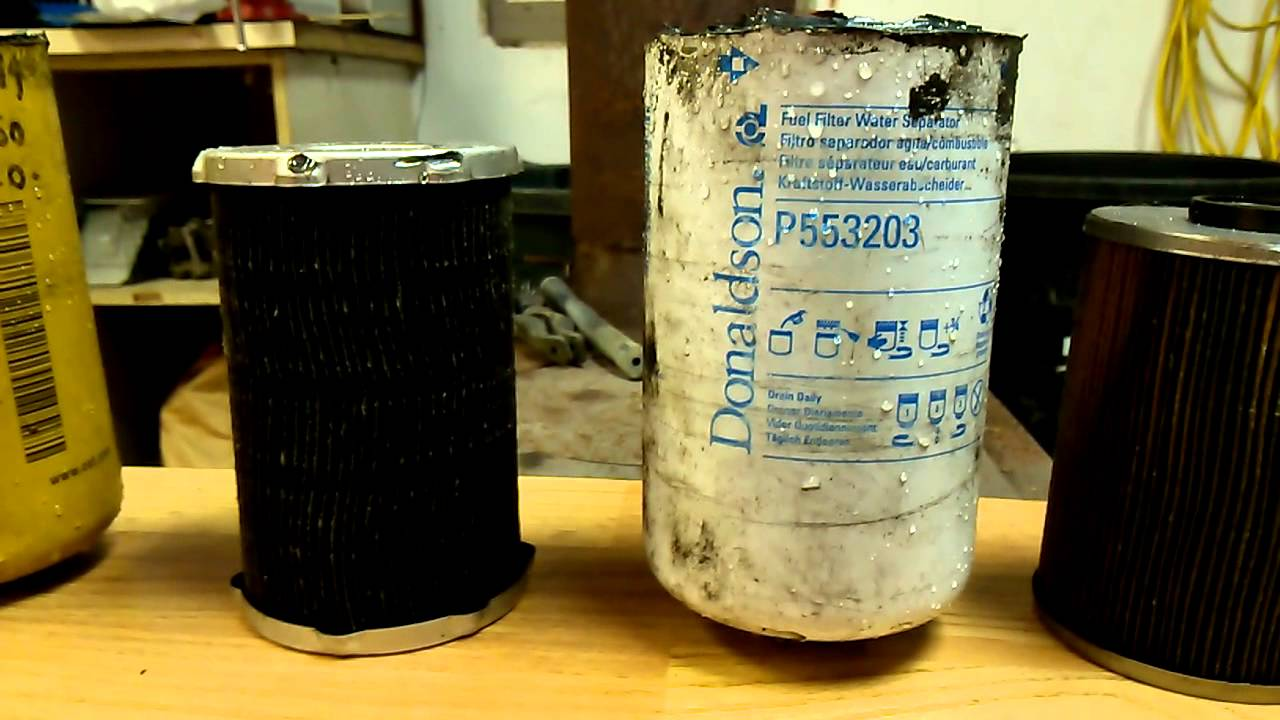 fuel filter change 06 duramax [ 1280 x 720 Pixel ]