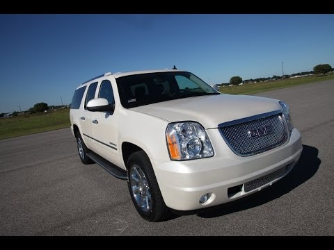 2013 gmc yukon xl denali awd on thetxannchannel youtube. Black Bedroom Furniture Sets. Home Design Ideas
