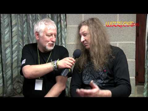Wizz Wizzard interview at WizzFest 2015
