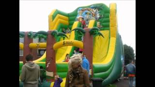 Broekies Kidsfun Entertainment Group Bunnik Giga Jungle Slide
