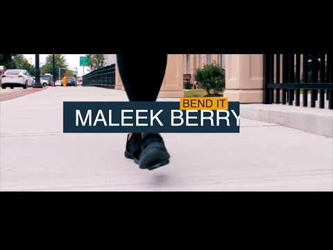 Maleek Berry - bend it I Dance / Parody video