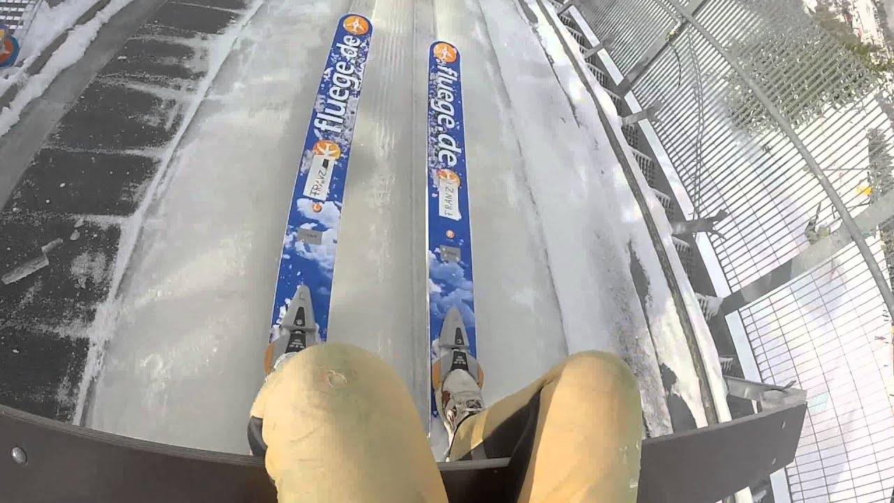 Seefeld skispringen