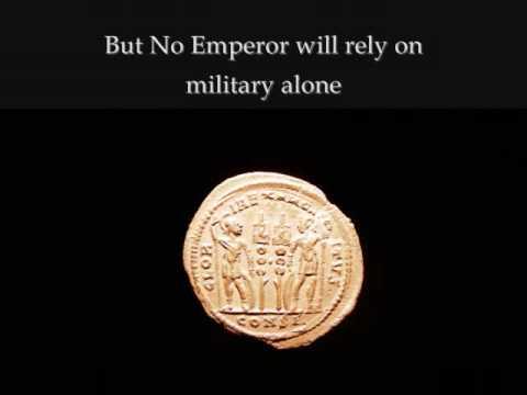 Constantine coin treasure