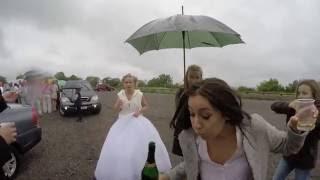 Лето. Отдых. Свадьба. Танцы. Отрыв.
