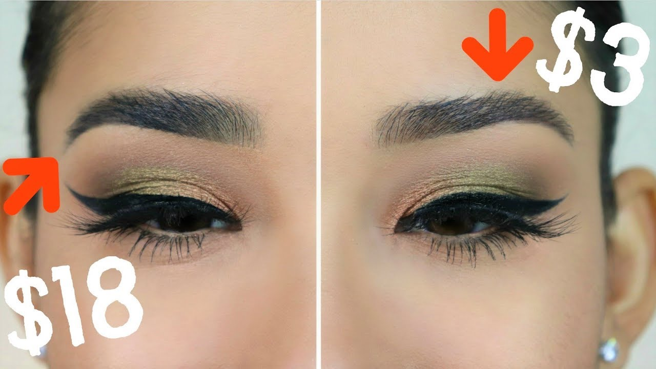 My Favorite Brow Products Drugstore High End Youtube
