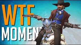 OVERWATCH FUNNY MOMENTS #114 A WILD RIDE