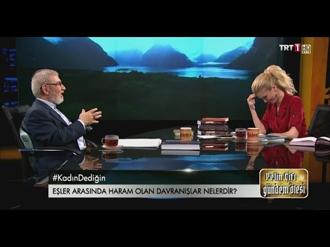 Turkey theologian sends TV host into laughing fit after talking about oral sex