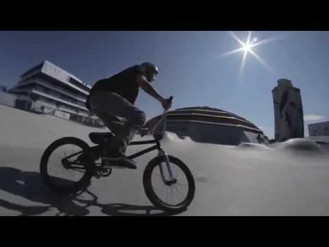 Radio Bikes - Great North Tour BMX Trip