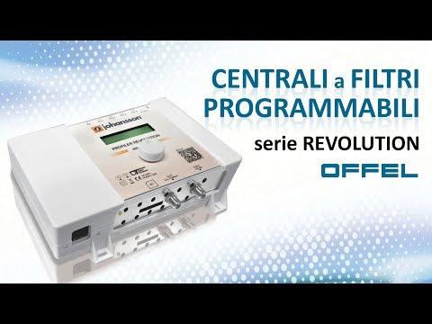 Centrali Programmabili Serie REVOLUTION