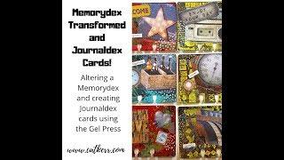 القط كير يخلق... Memorydex تتحول مع Journaldex بطاقات Joggles.com