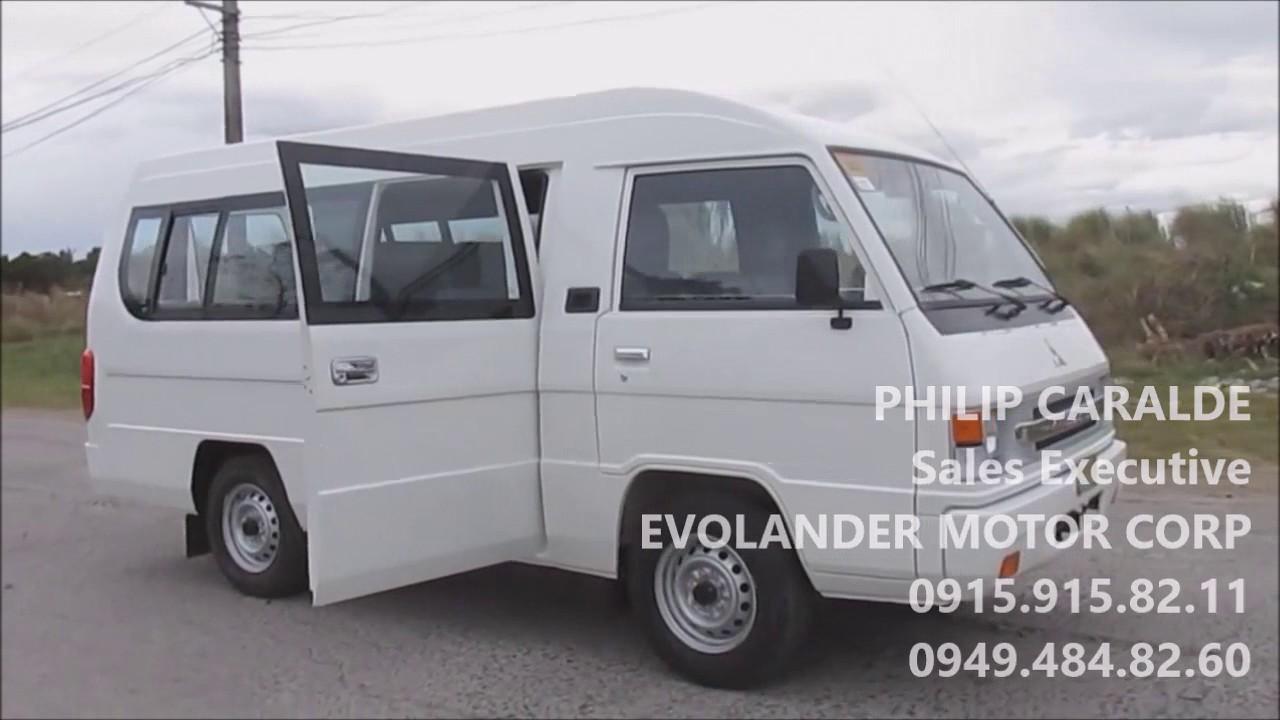 a01027a3f9 Mitsubishi L300 XV - YouTube