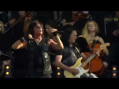 Joe Lynn Turner-Stargazer(Tribute to Dio)@ Wacken 2015 Rock Meets Classic