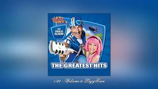 01 LazyTown CD UK The Greatest Hits Welcome To LazyTown
