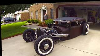 Sam's 1928 Ford Model A Rat Rod