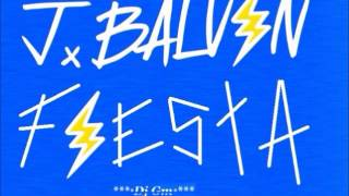 J Balvin - Fiesta (Audio MP3)