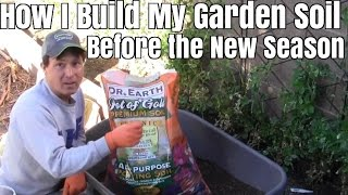 Gambar cover How I Build My Raised Bed Garden Soil Before the New Planting Season