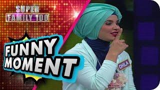 Ssst! Dhila Mengungkap Rahasia Indra Bekti! - Super Family 100