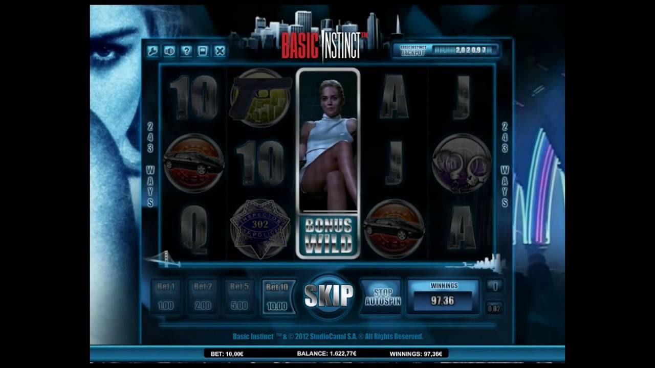 Spiele Basic Instinct - Video Slots Online