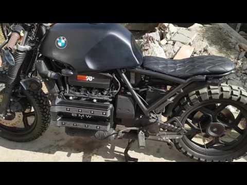 BMW K100 brat