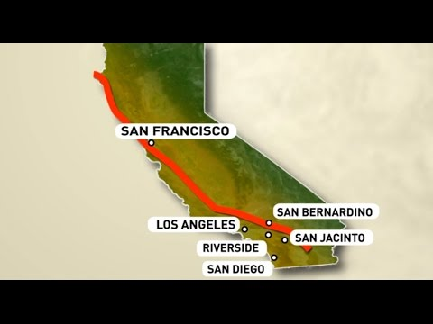Southern California vulnerable to massive quake