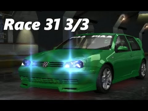 NFSU - Race 31 3/3 - Golf